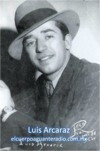 Luis arcaraz sello