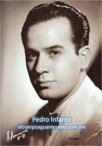 Pedro Infante-sello