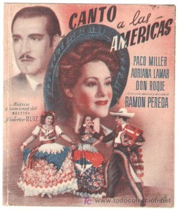 canto a las americas