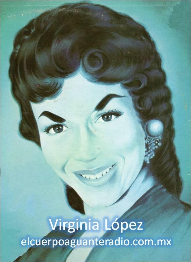 Virginia López Y Su Trio Imperio - Volvera El Amor - Falsedad