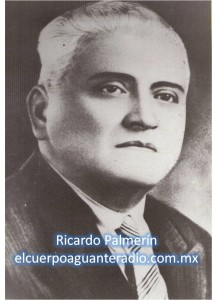 Ricardo Palmerin-sello
