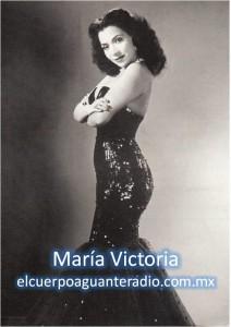 maria victoria-sello