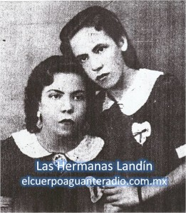 hermanas landin-Sello