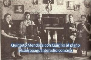 quinteto de quirino  mendoza-sello