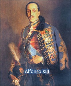 alfonso XIII-sello