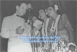 Nestor Mesta y del Mar-sello