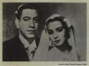 barcelata y esposa