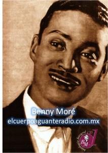 BENY MORE-sello