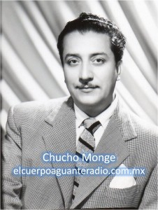 Chucho Monge-sello