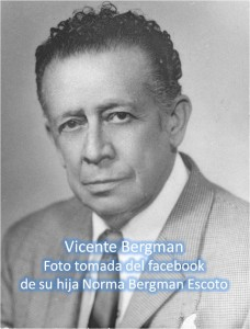 Vicente Bergman-sello