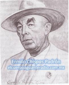 chispas padron-sello
