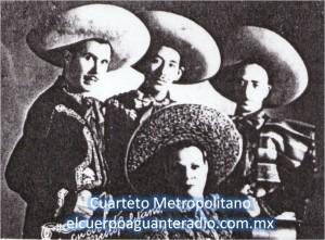 cuarteto metropolitano-sello