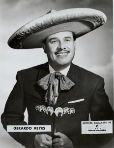 Gerardo Reyes Columbia