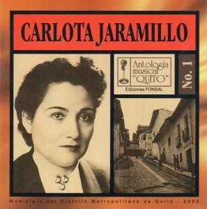 Portada - Carlota Jaramillo