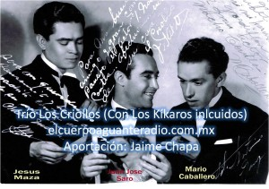 los kikaros-sello