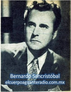 Bernardo Sancristobal-sello