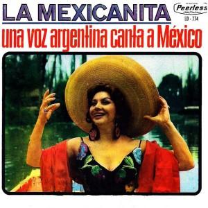 La Mejicanita-sello