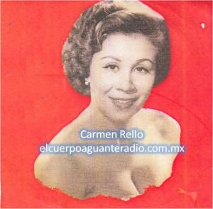 carmen rello-sello
