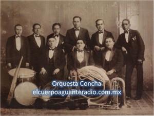 Orquesta Concha-sello