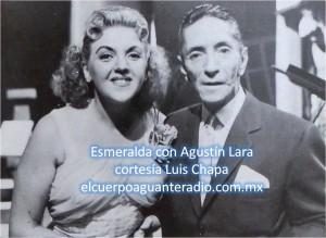 Esmeralda y Agustin-sello