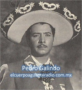 Pedro Galindo-sello