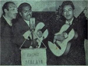Los Embajadores Criollos en Atalaya-sello