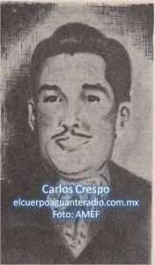 Carlos Crespo-sello
