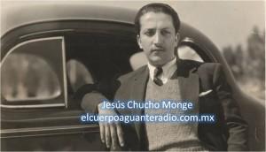 Chucho Monge-sello