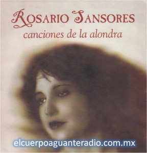 Rosario sansores canciones de la alondra-sello