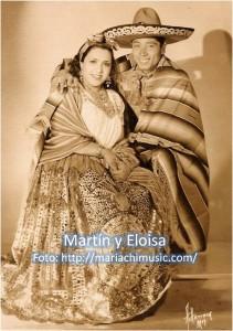 Martin y Eloisa