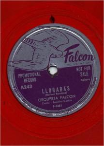 Orquesta Falcon Juanita Garcia