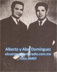 alberto y Abel Dmz-sello