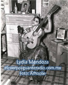 lydia mendoza-sello