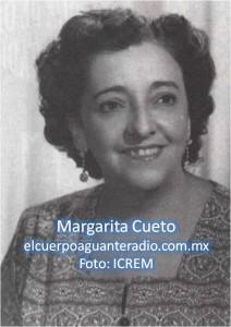Margarita Cueto-sello