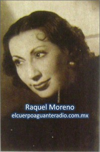 Raquel Moreno-sello