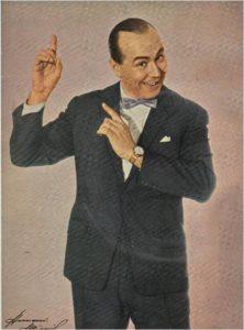 Mario Clavel-sello