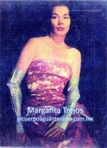 margarita Trejos sello