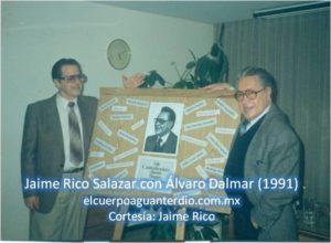 Jaime y Alvaro Dalmar-sello