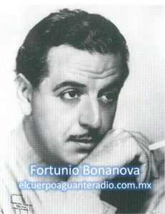Fortunio bonanova-sello