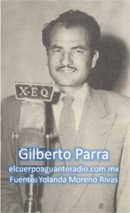 Gilberto Parra-sello