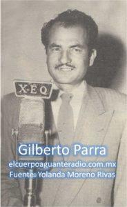 Gilberto Parra-sello