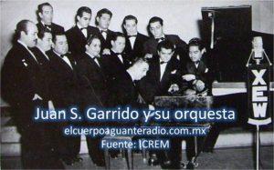 orquesta Juan S. Garrido