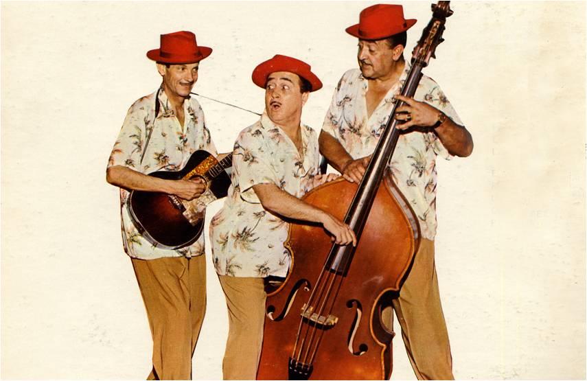 Los Tex Mex, cómicos mexicanos