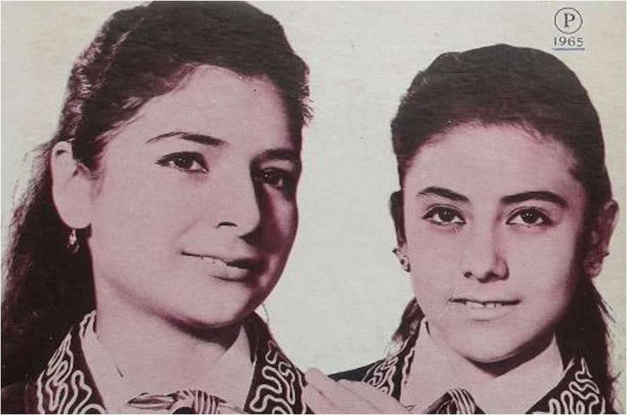 Las Hermanitas Núñez: Miriam y Nelly