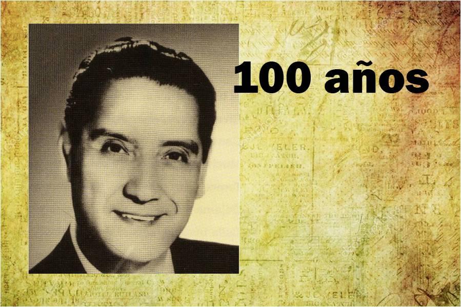 Centenario del natalicio de Chucho Martínez Gil