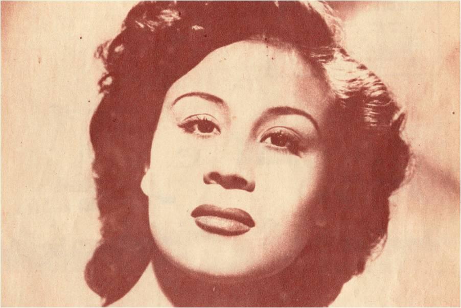 Carmen Rello, voz cincuentera casi olvidada