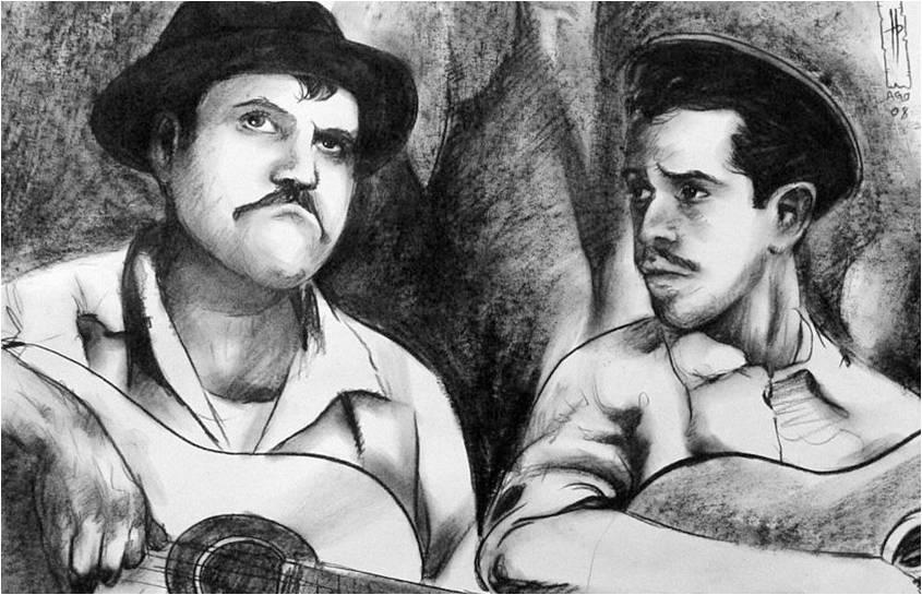 Con el dueto cómico Viruta y Chamula presentaremos 4 canciones de Chava Flores