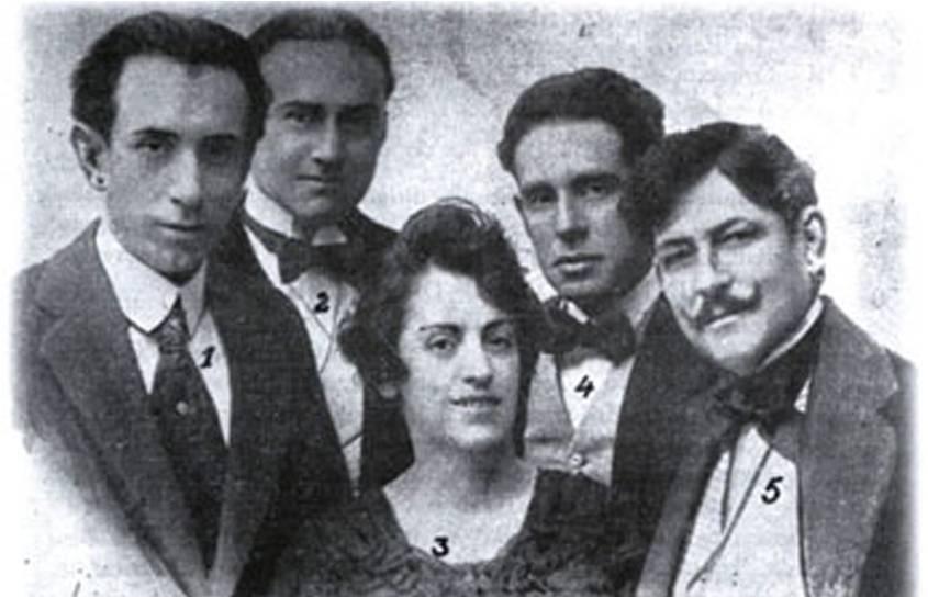Carmen García Cornejo: una voz operática que grabó desde 1917