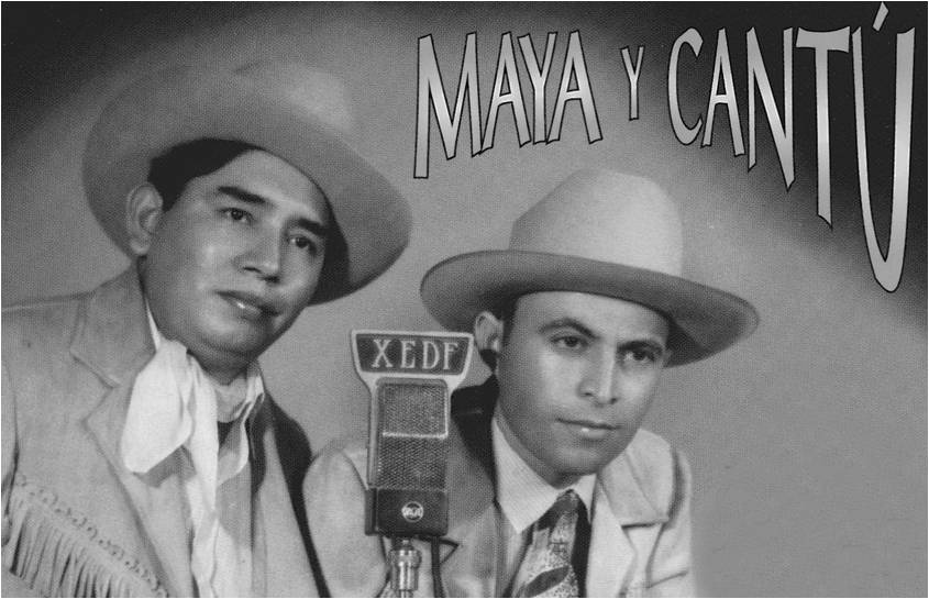 Maya y Cantú: Primer conjunto norteño famoso