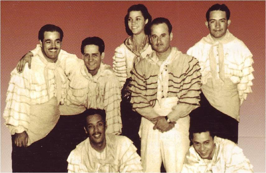 Cuarteto Caney, grupo de música cubana bailable de los años 30 y 40